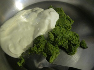 Pesto maggiorana- muffinlamponi 005