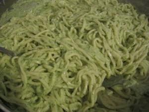 Pesto maggiorana- muffinlamponi 006