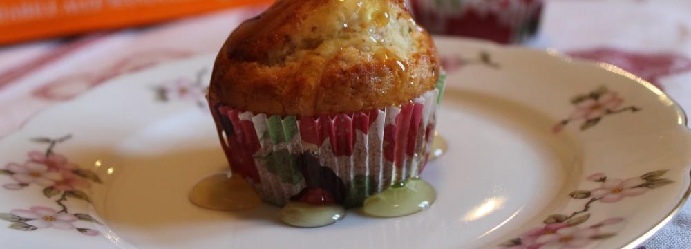 Muffins al Torrone (e una novità)
