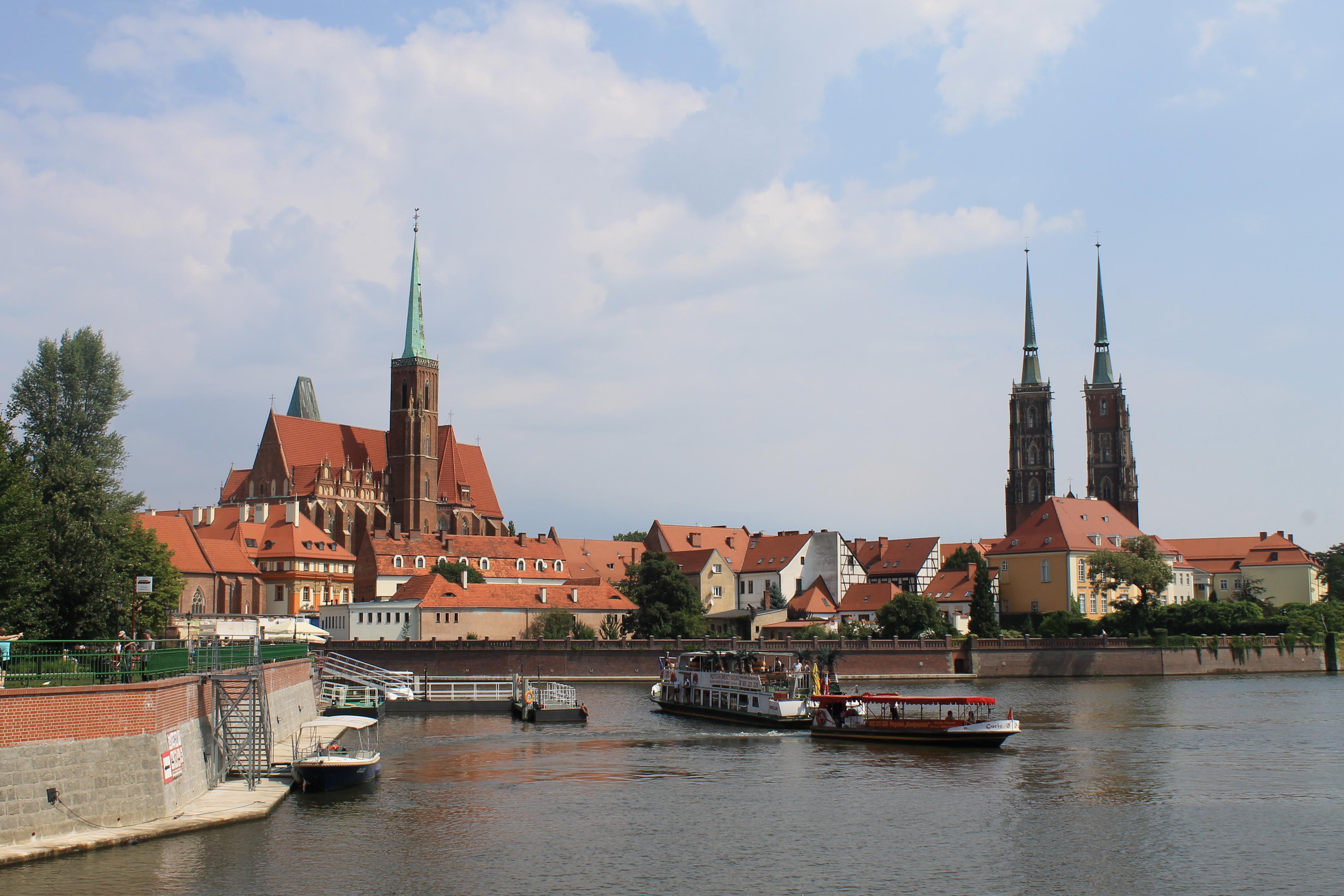 Wrocław, la città dei nani