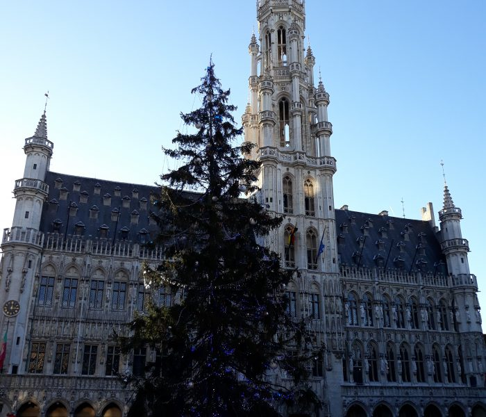 Bruxelles – ovvero di mercatini, pioggia e cozze doverose