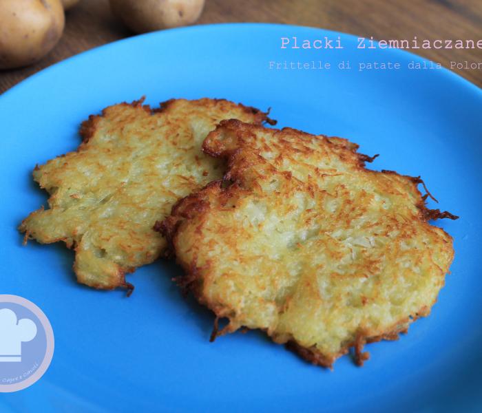 Placki Ziemniaczane – Frittelle di patate