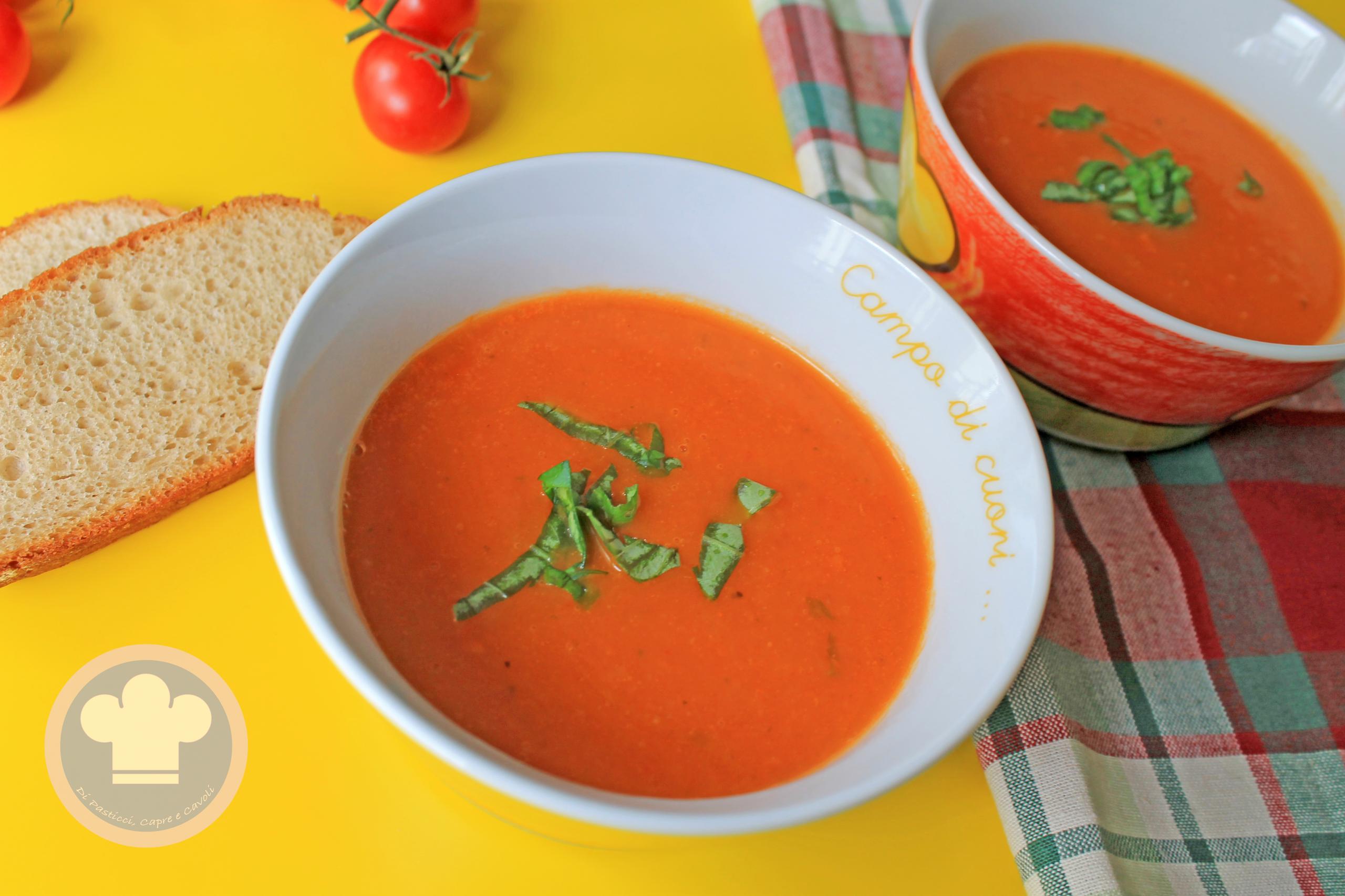 Zuppa di Pomodoro alla Turca