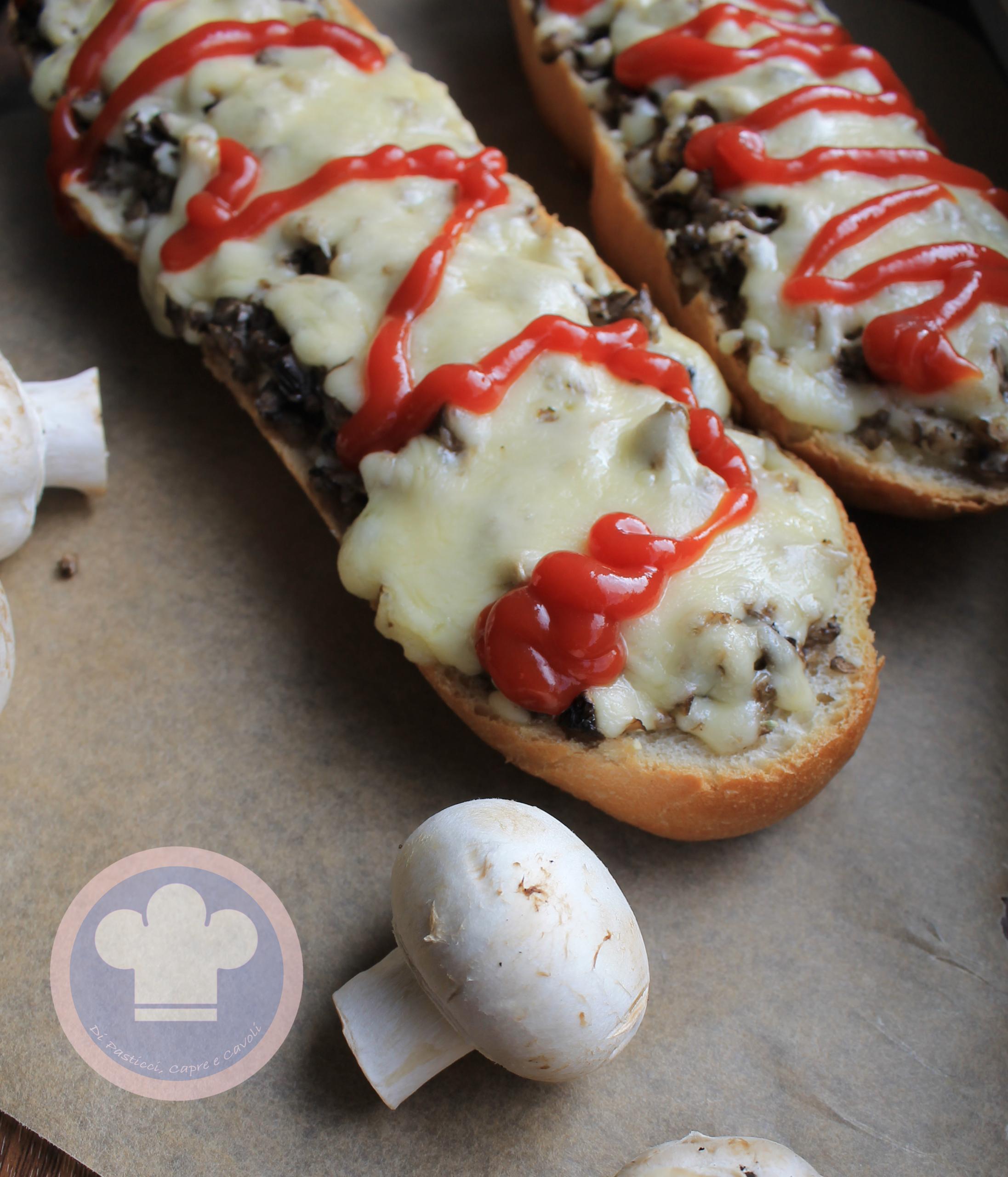 Zapiekanka – Street Food polacco